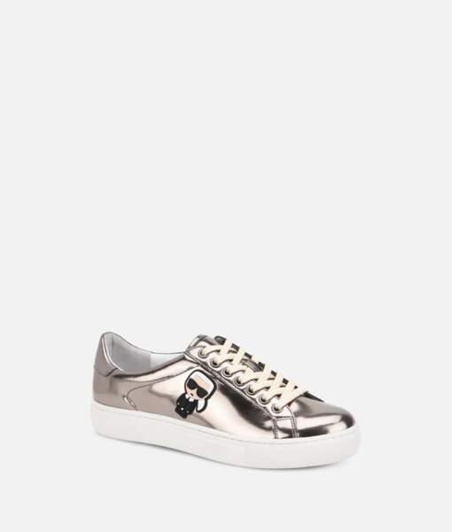 Sneakers, Karl Lagerfeld - 165 euros