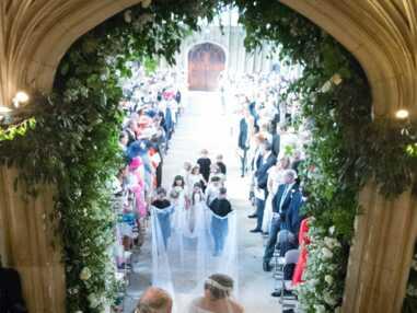 PHOTOS – Le prince Charles, très présent durant le mariage du prince Harry et Meghan Markle