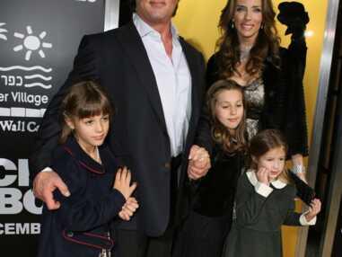 Sylvester Stallone : ses trois sublimes filles Sophia, Sistine et Scarlet commencent à lui voler la vedette.