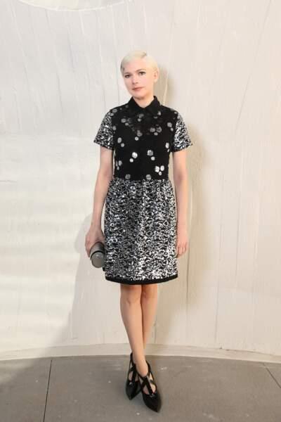 Michelle Williams muse fidèle de Louis Vuitton depuis de nombreuses années