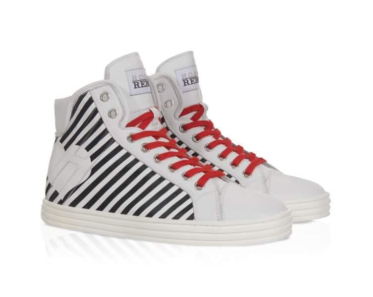 Baskets R182 St Valentin, Hogan, 340€