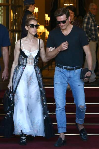 Très proche de Pepe Munoz, Céline Dion l'a même intégré à son équipe