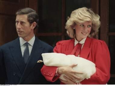 Prince Harry : ses plus belles photos avec Diana