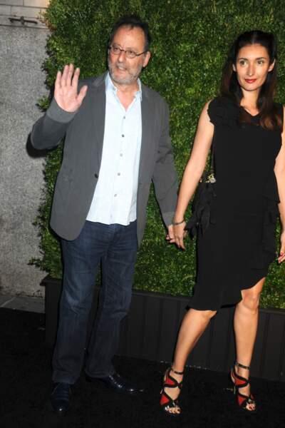Zofia Borucka, l'épouse de Jean Reno est aussi une amie proche de Laeticia Hallyday à Los Angeles