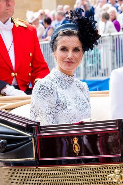 Letizia d'Espagne : une reine au look toujours impeccable