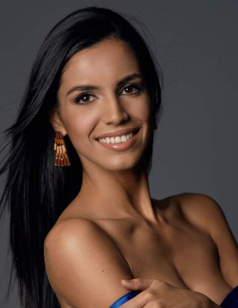 Andrea Melgarejo, Miss Paraguay
