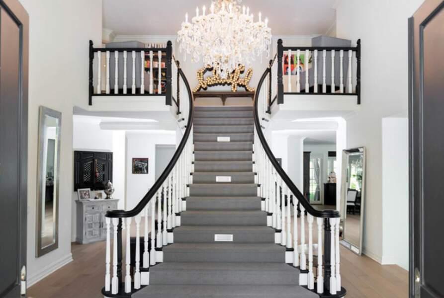 Grand escalier principal