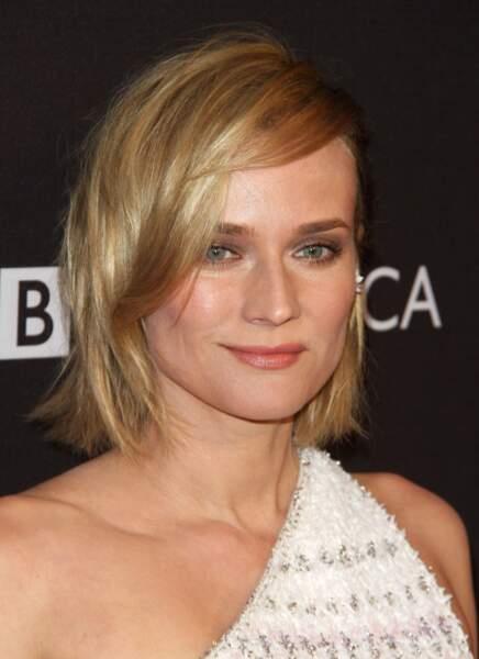 Un blond chaud pour Diane Kruger