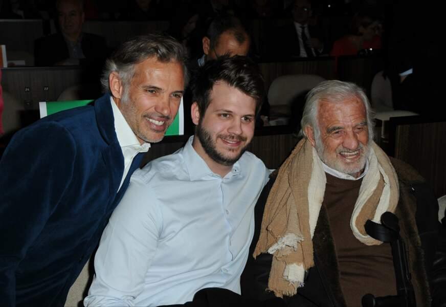 Jean-Paul Belmondo était entouré de sa famille