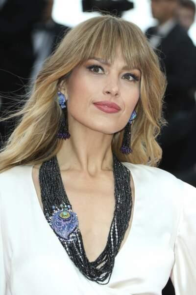 Petra Nemcova est une animatrice télé tchèque.