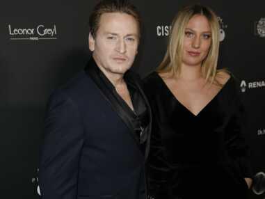 PHOTOS - Benoît Magimel et sa femme Margot complices pour leur 1e sortie officielle