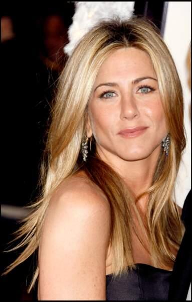 Jennifer Aniston en 2008