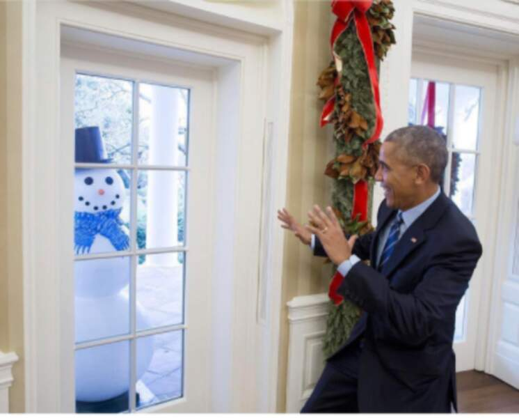 Barack Oboma
