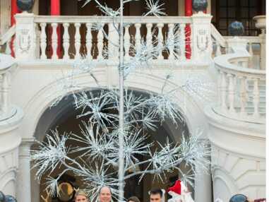 Les sapins de Noël des familles royales