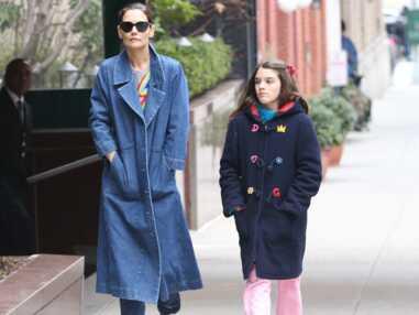 Katie Holmes : sa fille Suri ressemble de plus en plus à Tom Cruise