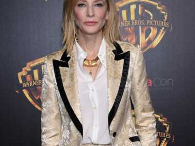 Cate Blanchett, Brigitte Macron, Jennifer Lopez... toutes en robes dorées