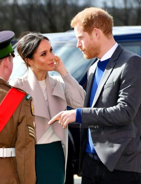 Le Prince Harry et Meghan Markle toujours très complices