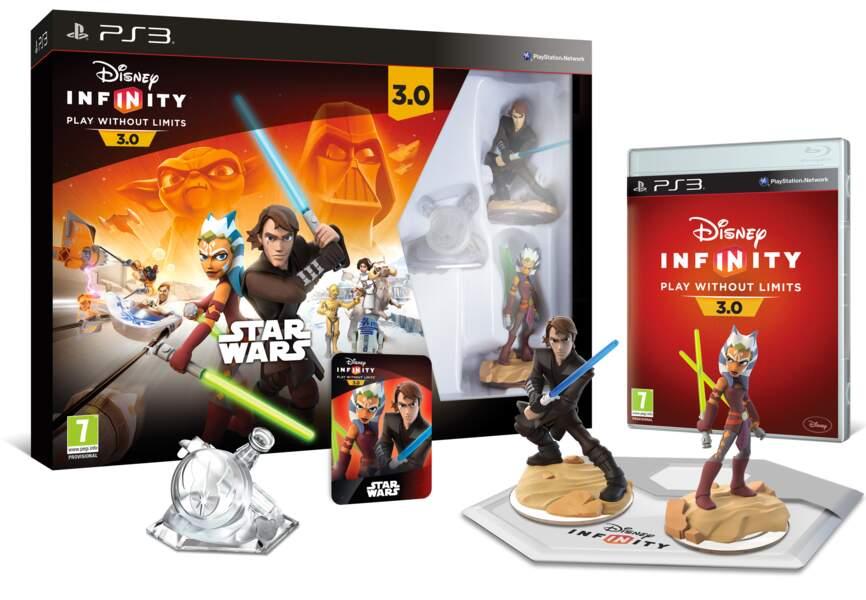 Disney Infinity 3.0.