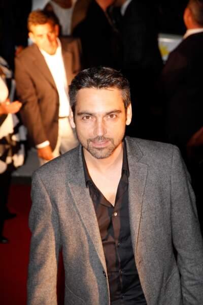 Arnaud Giovaninetti a notamment joué dans la série Candice Renoir sur France 2