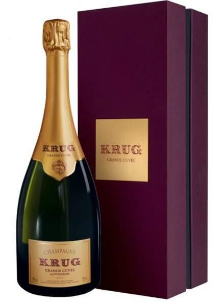 Champagne, Krug - prix sur demande