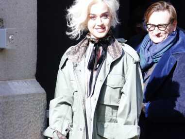 Katy Perry se la joue Marilyn Monroe