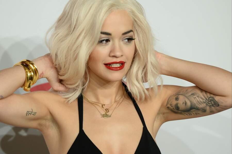 Rita Ora non plus.