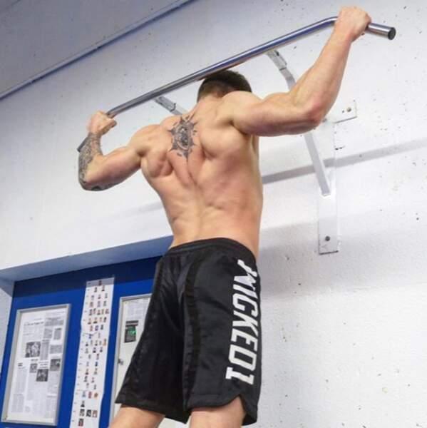 L'entraînement de Luigi, fils d'Elsa Lunghini, coach sportif très apprécié sur Instagram
