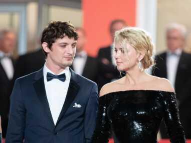 Cannes 2019 - Virginie Efira, sexy en robe fendue, ne cache plus son amour pour Niels Schneider