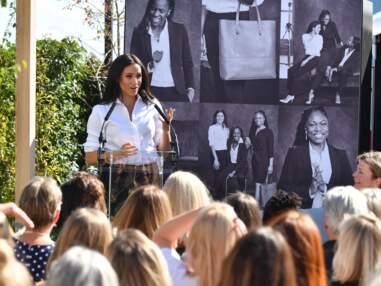 Photos - Meghan Markle, Kate Middleton, Letizia d'Espagne, Charlène de Monaco : un retour de congés maternité sous le signe de l'élégance
