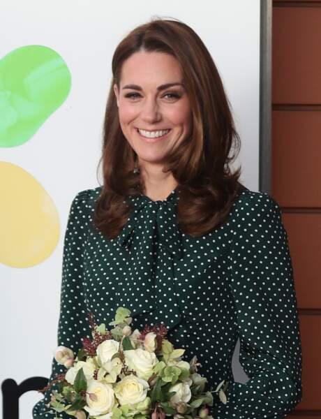 Kate Middleton, une duchesse engagée dans l'éducation