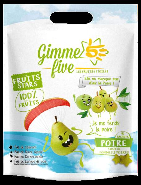 Gimme Five, les fruits healthy et gourmands de Linda Hardy