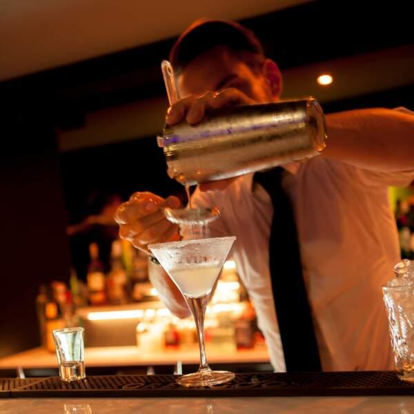 Des cocktails de première classe au Gaïo