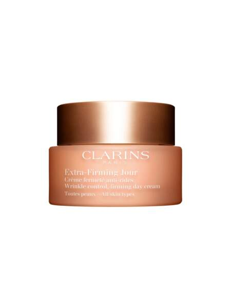 Crème Extra-Firming Jour, Clarins, 80 €