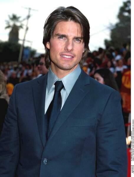 Tom Cruise a la trentaine, une tête de jeune premier et tous les premiers rôles