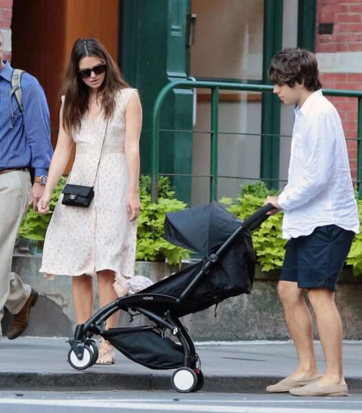Keira Knightley 3 mois après avoir donné naissance à sa fille Edie