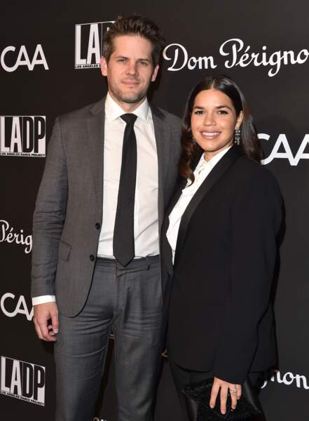 America Ferrera (Ugly Betty, Superstore) a donné naissance à son 1er enfant le 29 mai 2018