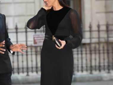 Meghan Markle: une robe comme Diana, enceinte d'Harry