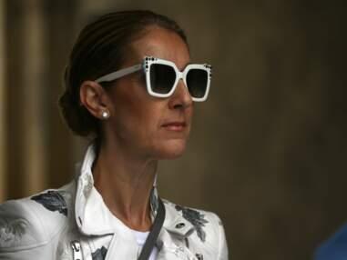 Céline Dion fait du shopping à Paris
