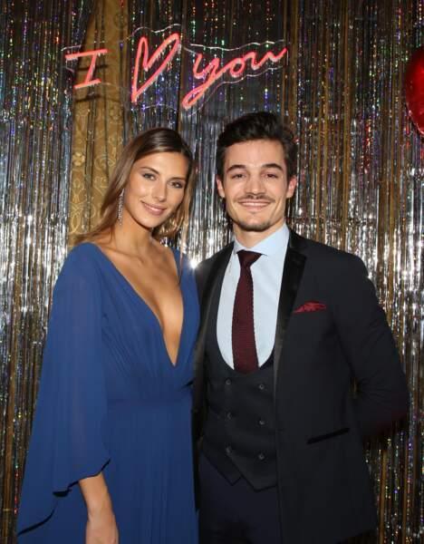 """Camille Cerf a présenté son compagnon lors du gala de charité le grand bal """"ParAmour"""""""