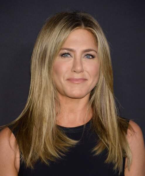 Jennifer Aniston : aucune pointe sèche malgré le balayage