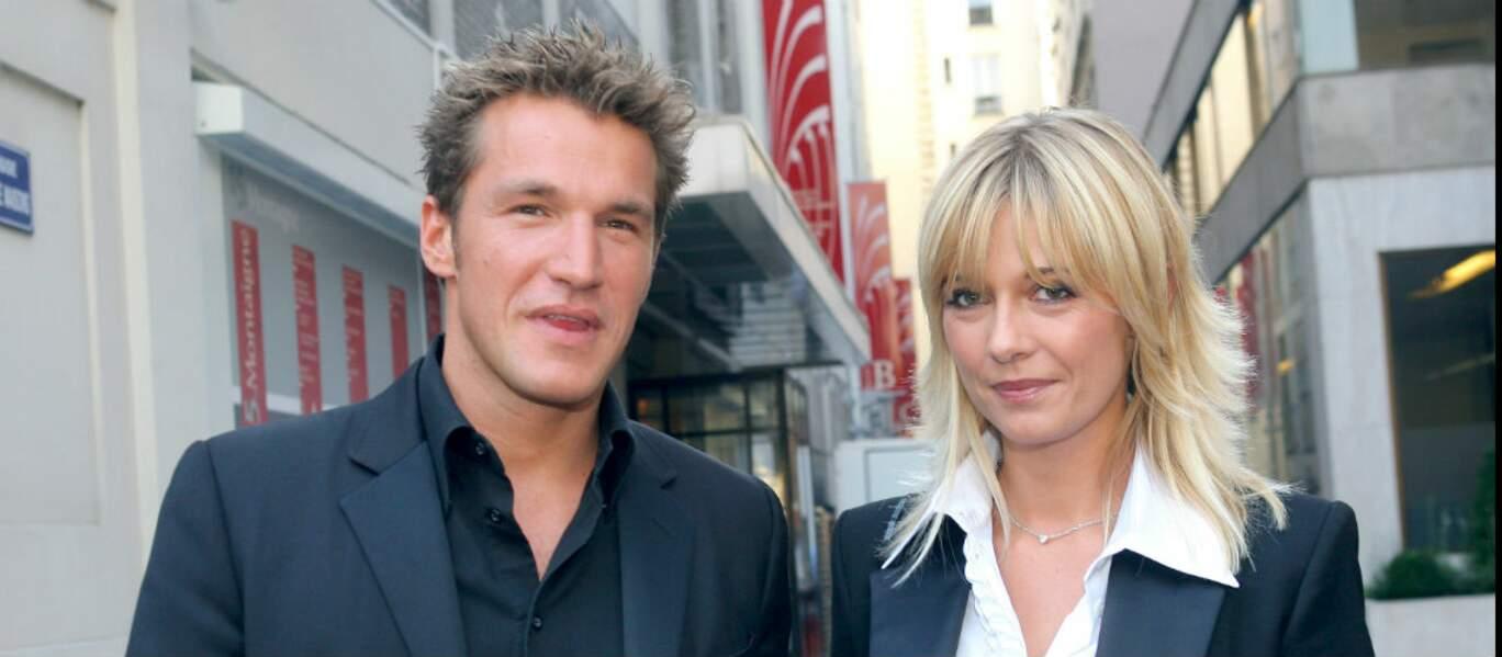 Benjamin Castaldi et Flavie Flament se sont rencontrés en 2000 sur le plateau des P'tis princes sur TF1
