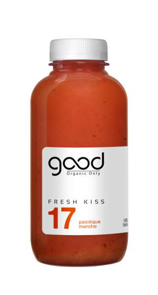 Jus 17 Fresh Kiss de de Good Organic Only