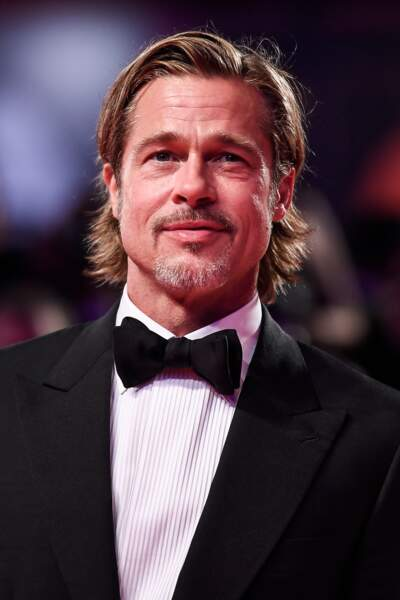 """Brad Pitt à la première du film """"Ad Astra"""" lors 76ème festival du film de Venise, la Mostra, sur le Lido au Palais"""
