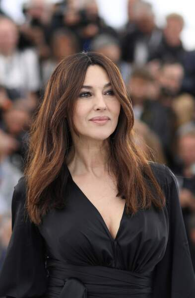 Le dégradé sexy de Monica Bellucci