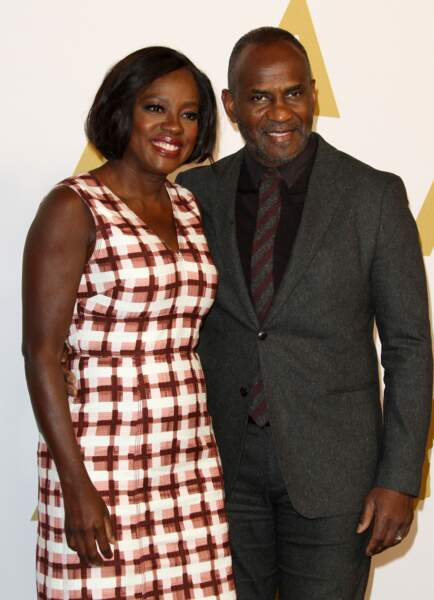 Viola Davis et son mari Julius Tennon