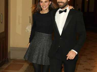 Natalie Portman, Benjamin Millepied très uni à l'Opéra Garnier