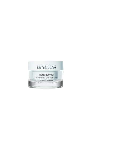 Pour régénérer la peau la Crème Vitale à la Gelée royale Esthederm est parfaite.