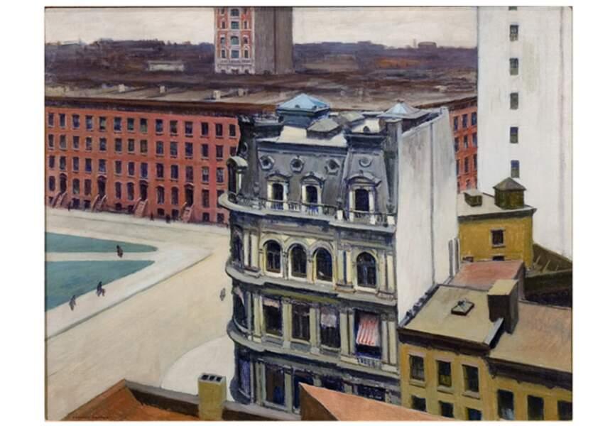 The City, 1927