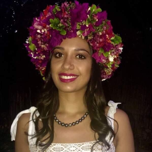 Turouru Temorere, Miss Tahiti