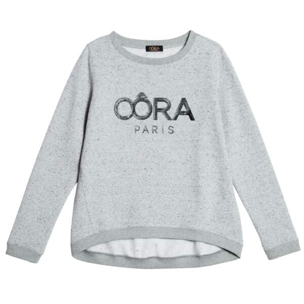 Collection Sport Oôra, Sweat, 25,99€